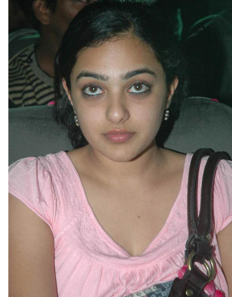 Malayalam Posters Nithya Menon Latest Sexy And Beautiful -2409