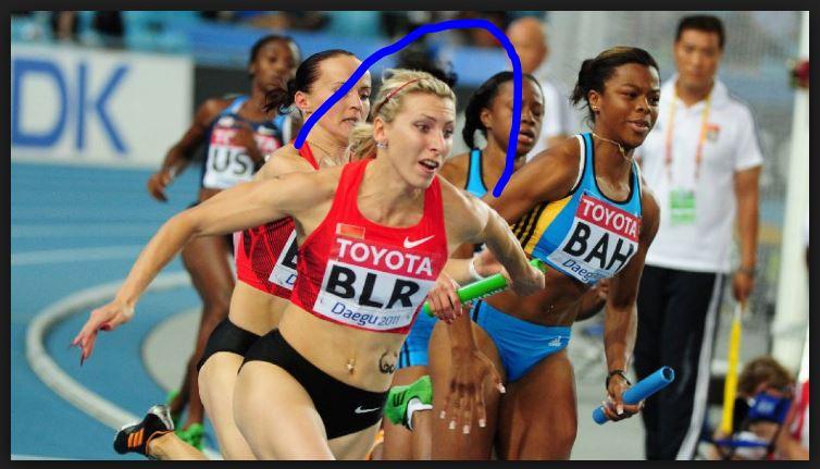 atleta olimpica Yulia Balykina