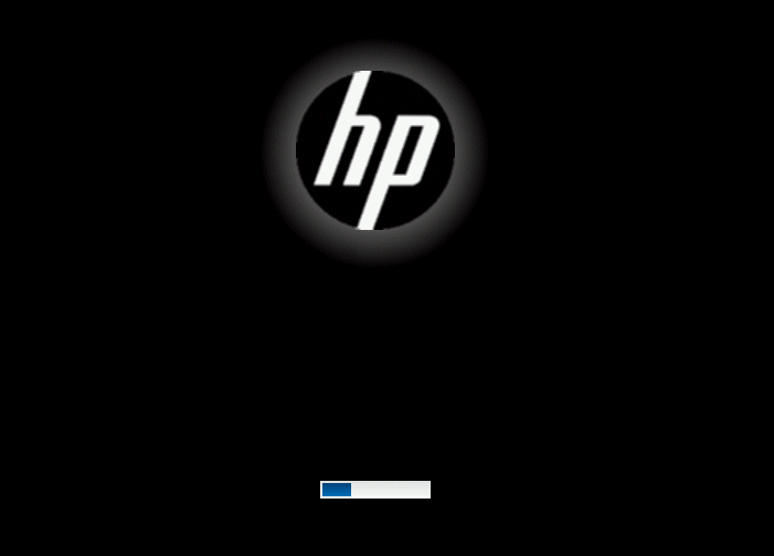 arranque HP Intelligent Provisioning.