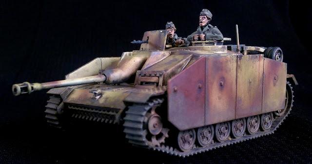 1/56 Rubicon models stug 3 III Panzer Lehr