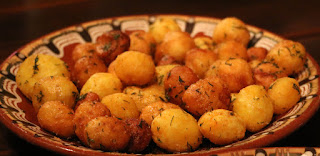 Lovely sauteed potatoes