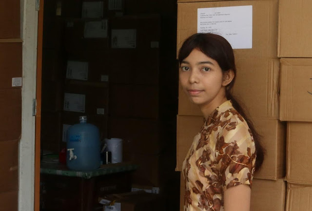 အိခ်ယ္ရီေအာင္ (Myanmar Now) ● ကေလးႏွင့္ အာဟာရဓာတ္ (အင္တာဗ်ဴး)