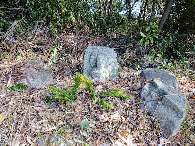 明心道の石造遺物