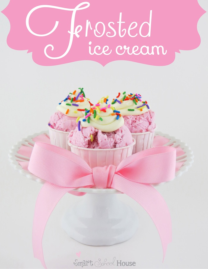 Frosted Ice Cream