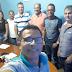 Prefeito Jairo Madeira e comitiva de vereadores buscam solução na CAEMA quanto a falta d'gua...