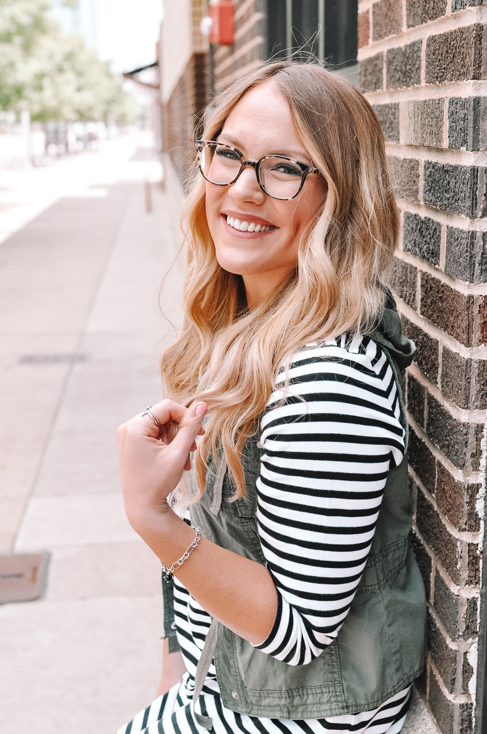 blogger Amanda's OK from Oklahoma City shares why she loves James Avery