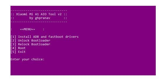 Cara Root Xiaomi Mi A1 Dan Unlock Bootloader