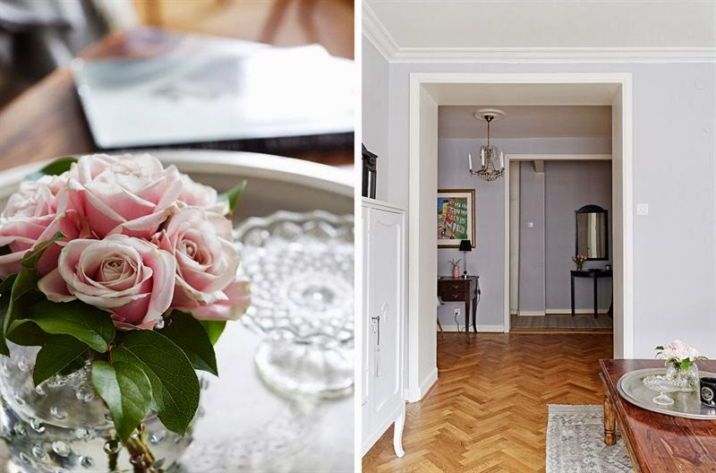 Szare ściany, parkiet i meble w różnych stylach, wystrój wnętrz, wnętrza, urządzanie domu, dekoracje wnętrz, aranżacja wnętrz, inspiracje wnętrz,interior design , dom i wnętrze, aranżacja mieszkania, modne wnętrza, styl skandynawski, białe wnętrza, salon