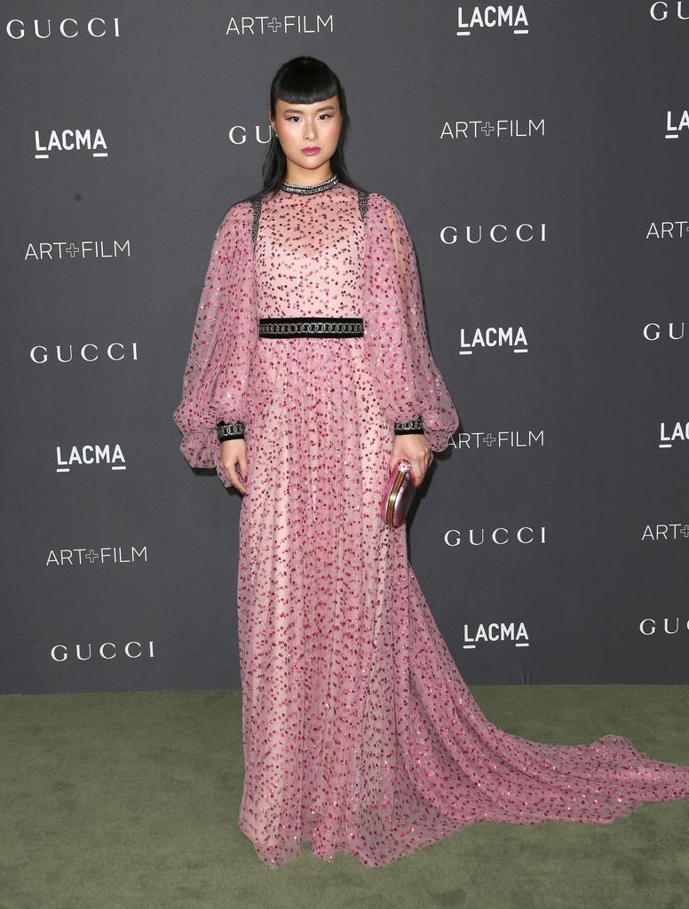 Gala LACMA Art + Film - Dos mujeres y un vestido