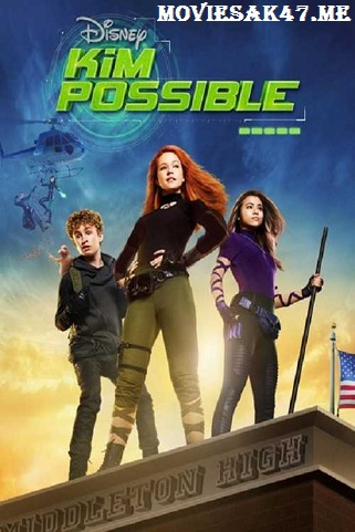 Kim Possible (2019) BluRay Full Movie 480p 720p English With Esub