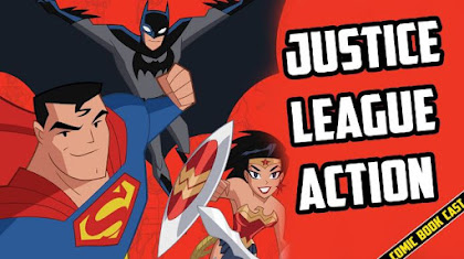 Justice League Action Dublado Episódio 13