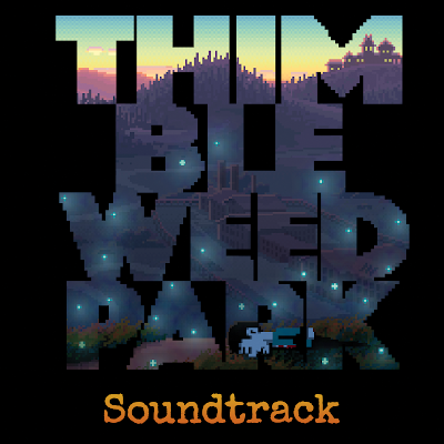 Thimbleweed Park Original Soundtrack cover