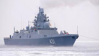 Fregat Admiral Kasatonov-431