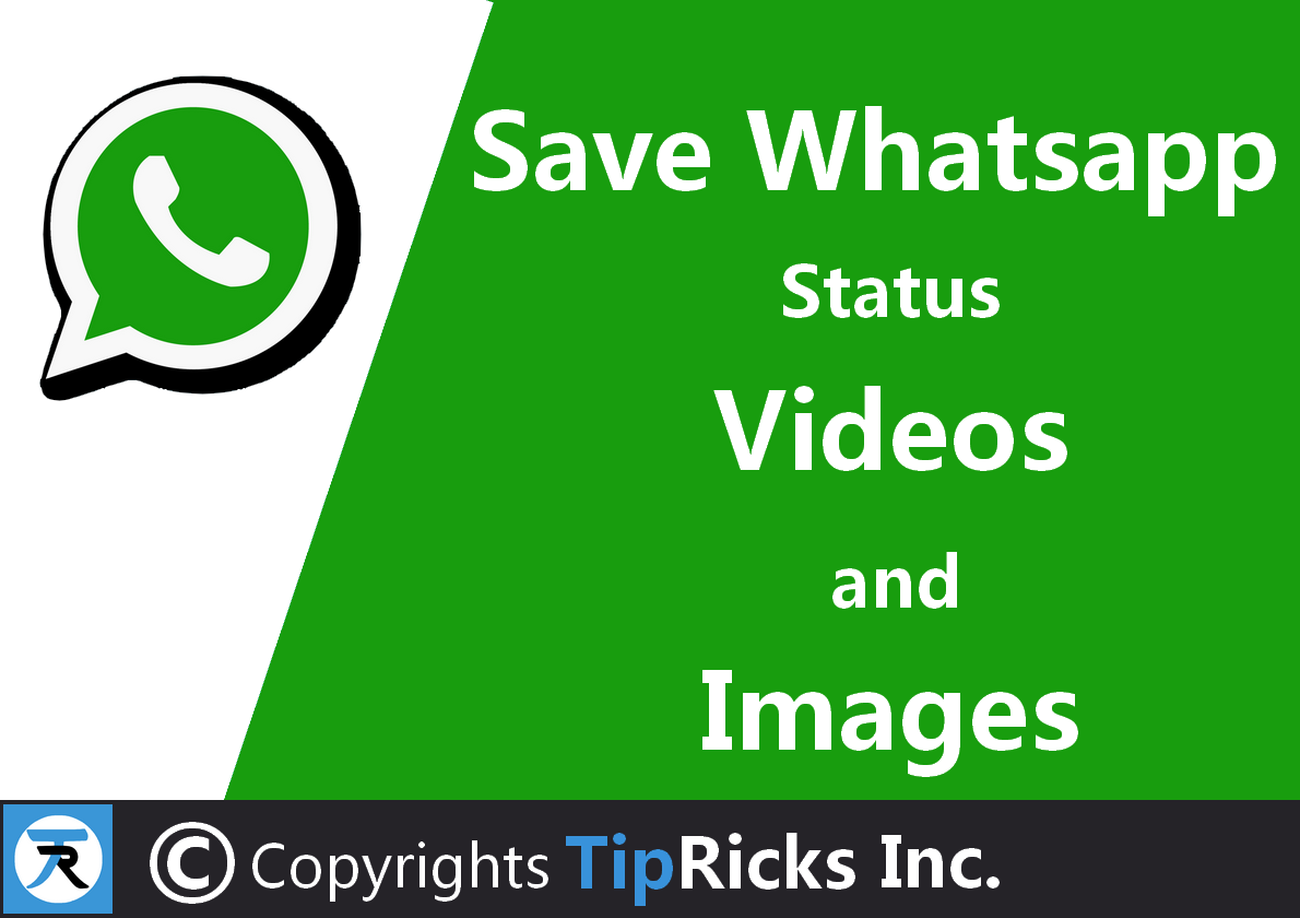 How To Download Or Save Whatsapp Status Video And Image To Your