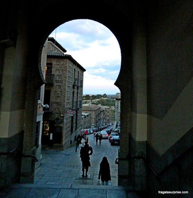 Porta de la Sangre, Toledo, Espanha