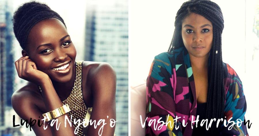 Lupita Nyong'o e Vashti Harrison