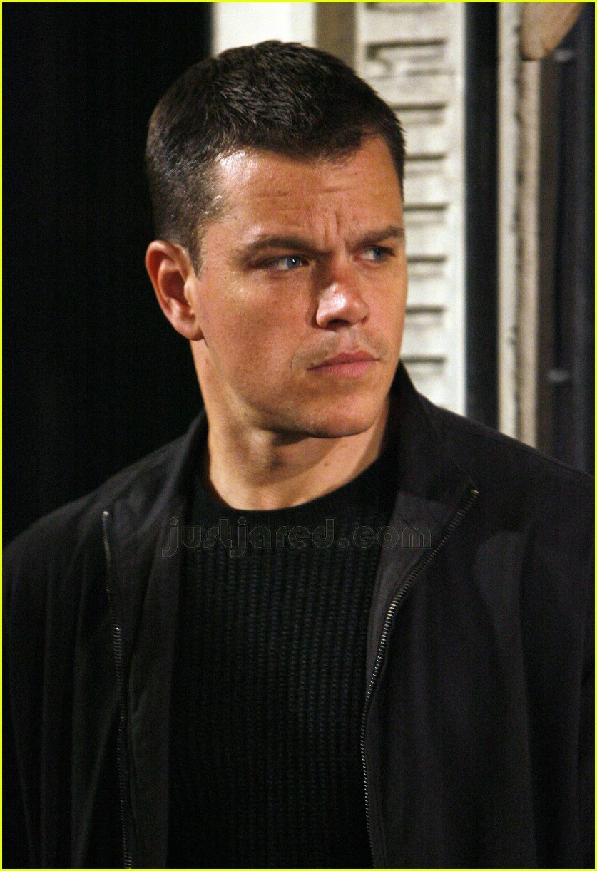 Matt Damon Hairstyle Men Hairstyles Men Hair Styles