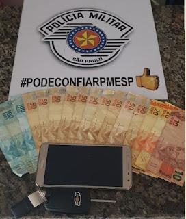 POLÍCIA MILITAR PRENDE HOMEM QUE ROUBOU E TENTOU ESTUPRAR IDOSA EM JACUPIRANGA