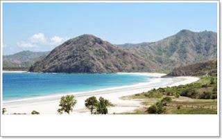 Pantai Selong Blanak NTB