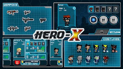 HERO-X v1.0.1 Mod Apk (Mega Mod)2
