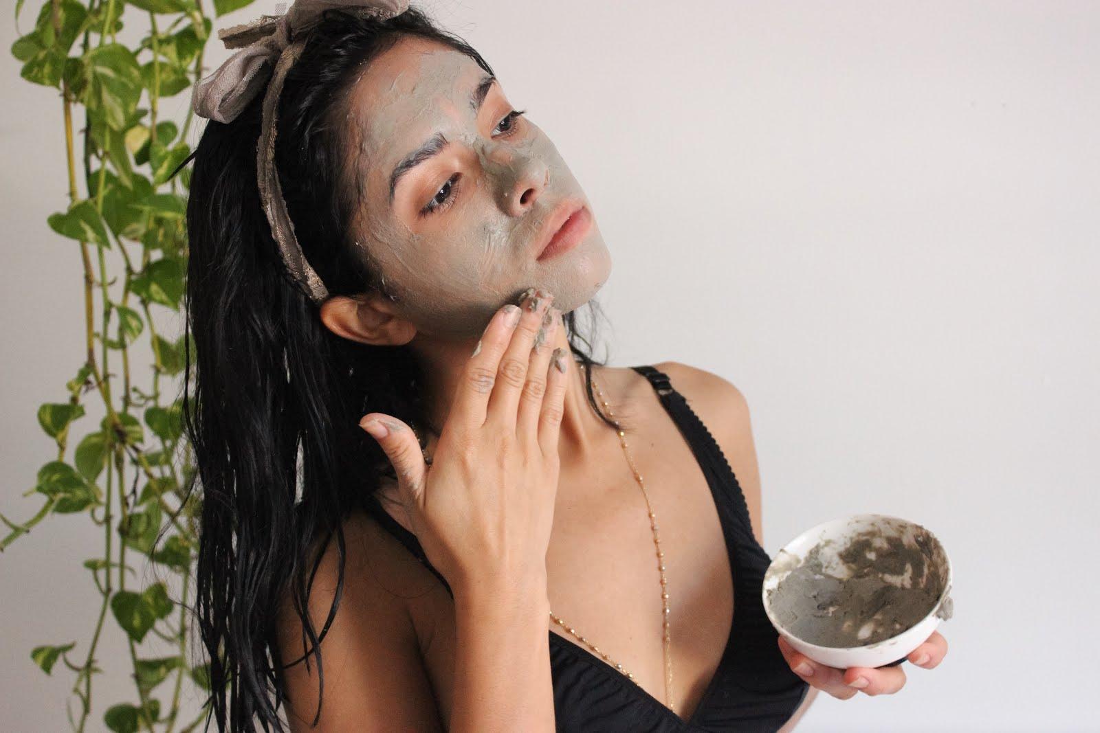 Natural Facial | Organic Blue Clay