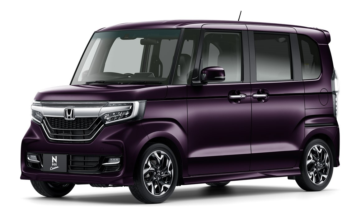 Honda Introduces The New N-Box In Japan   Carscoops
