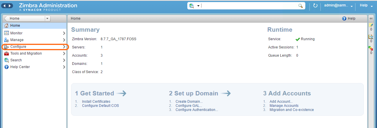 How to enable DNSBL or RBL on Zimbra to fight against spam