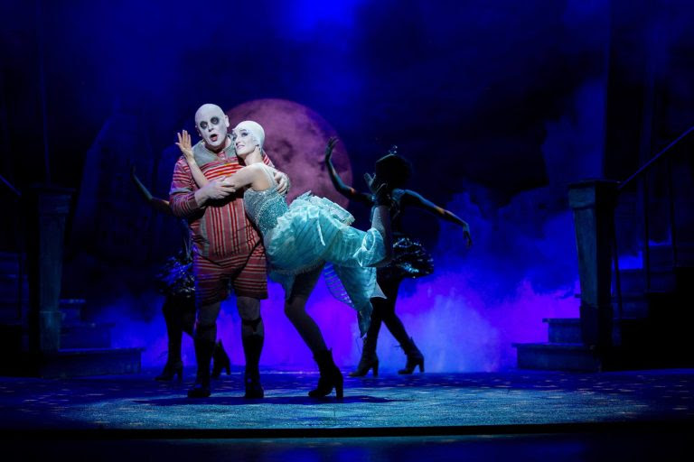 , The Addams Family: The Musical Comedy Tour, Wales Millennium Centre Review