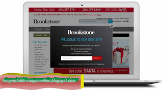 Free Printable Brookstone Coupons