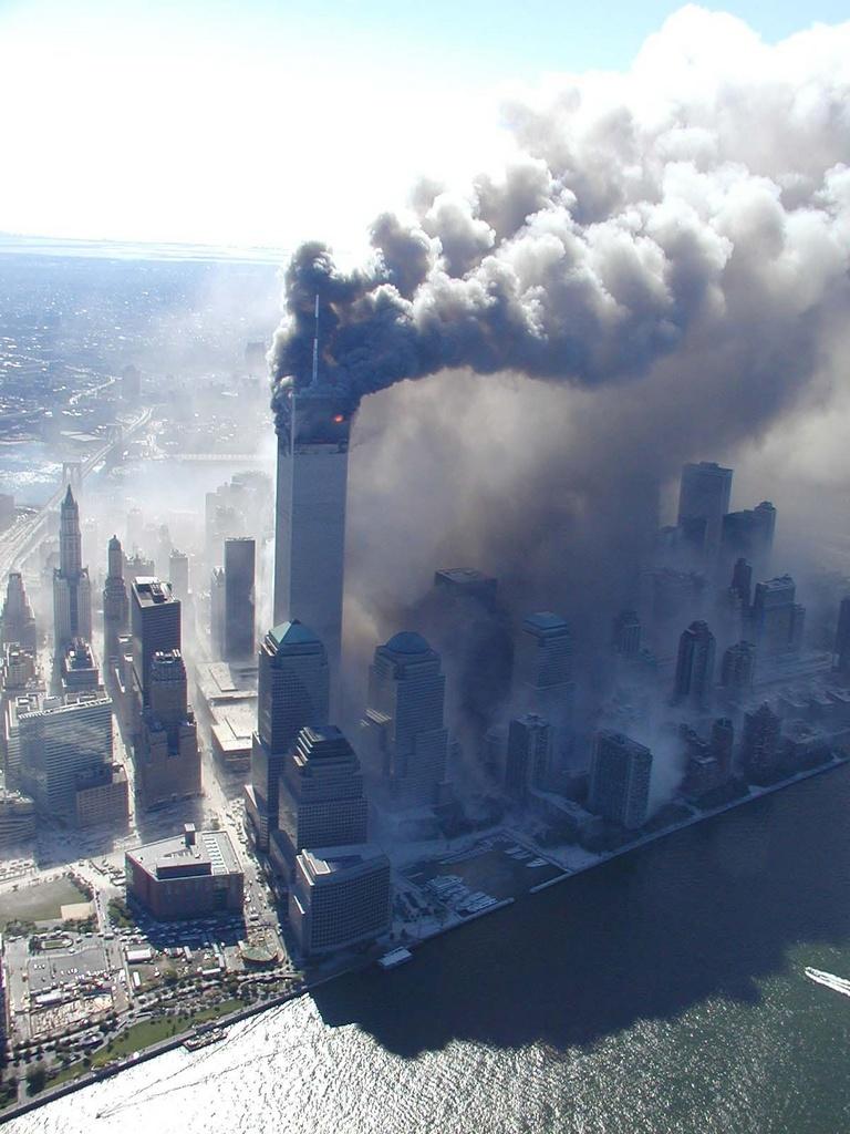 11 DE SETEMBRO DE 2001 - TERRORISMO NOS EUA