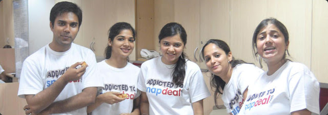 Snapdeal Immediate Joining for Freshers