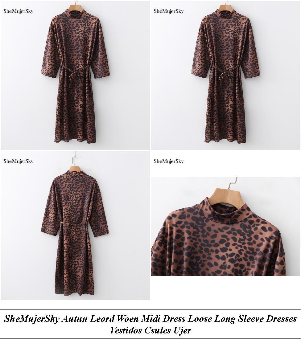 Womans Dresses - Online Sale - Floral Dress - Cheap Clothes Online Uk