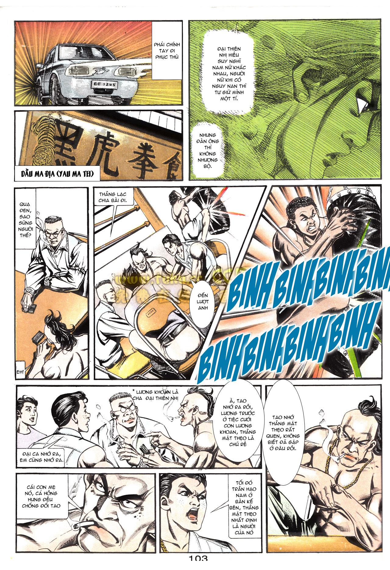 Người Trong Giang Hồ chapter 162: cưa đại tẩu trang 27