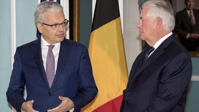 Bélgica a EEUU: Toda Europa está comprometida al pacto nuclear