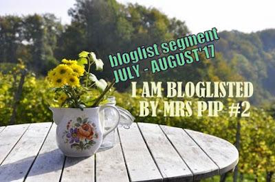 segmen, bloglist, mrs pip, blogger, blog miss banu story, blog,