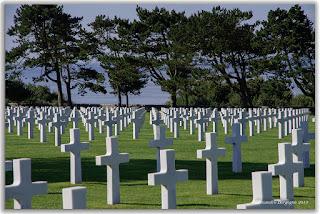Cimitero americano - Colleville-sur-Mer