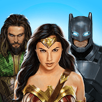 DC Legends: Battle for Justice (1 Hit kill - God Mode) MOD APK