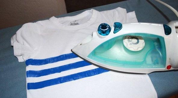 6 Langkah Mudah Menyetrika Dan Melipat Pakaian Yang Benar