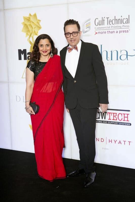 Shamira and Aiyaz Mitha, Masala! Awards 2014 Photo Gallery