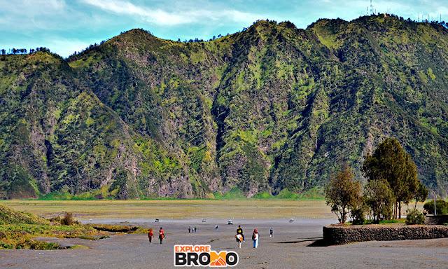 Lautan Pasir Gunung Bromo