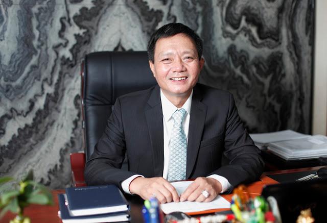 Ông Nguyễn Dư Lực trả lời phỏng vấn