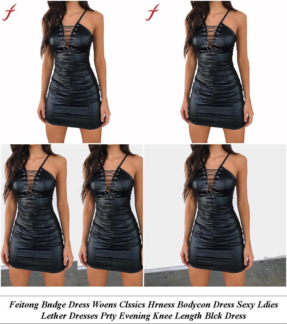 Summer Dresses - Clearance Sale Uk - Long Sleeve Dress - Cheap Trendy Clothes