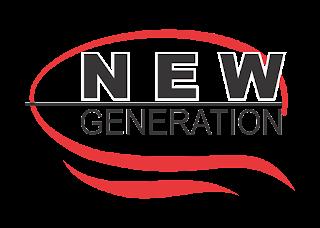 New generation Logo Vector