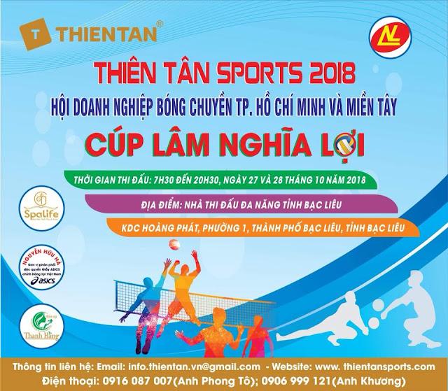 Cúp Lâm Nghĩa Lợi 2018: Sôi nổi phong trào bóng chuyền miền Tây
