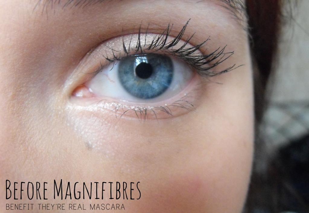 Magnifibres: Brush On Lashes