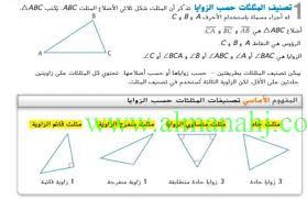 حل الوحدة 12 رياضيات بالانجليزي
