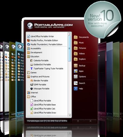 Pc Trik Informasi Teknologi Komputer Software Portable Vs Installer
