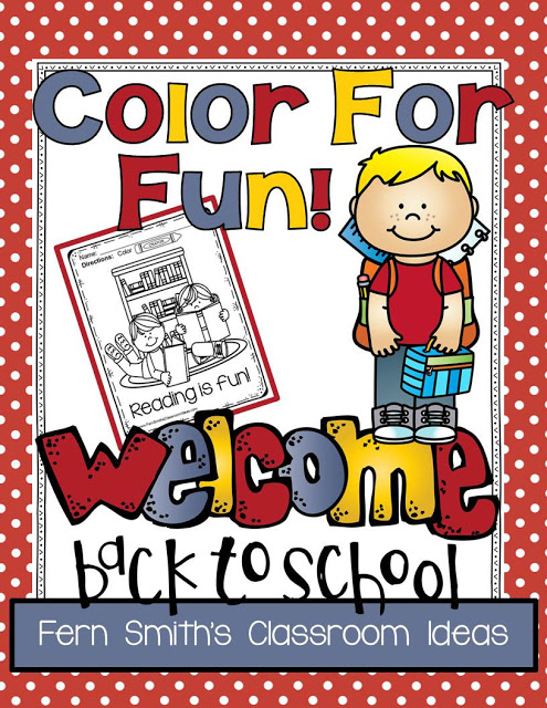 https://www.teacherspayteachers.com/Product/Color-For-Fun-Back-To-School-Coloring-Pages-Printables-1439998