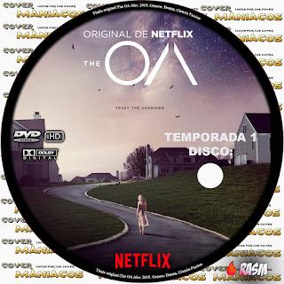 GALLETA THE OA - TEMPORADA 1 [COVER DVD]