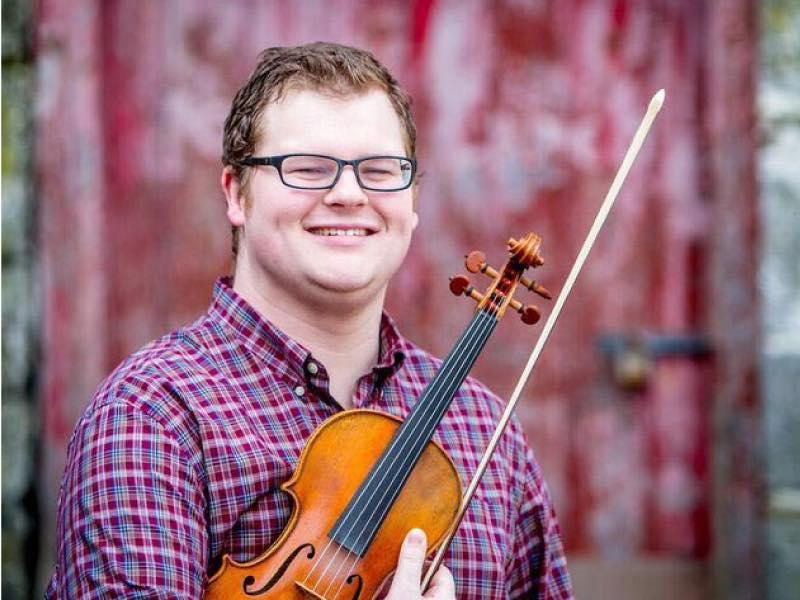 MCTA Happenings: Irish Fiddler Dylan Foley